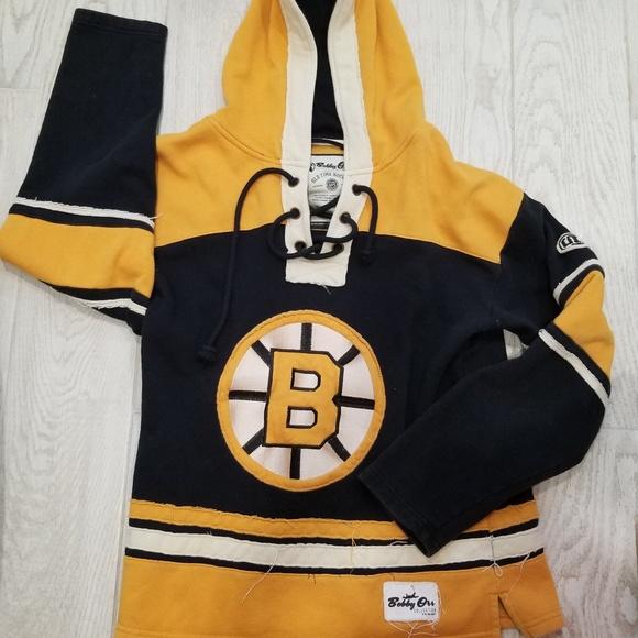 super popular 90876 eeb78 Boston Bruins Jersey/sweatshirt